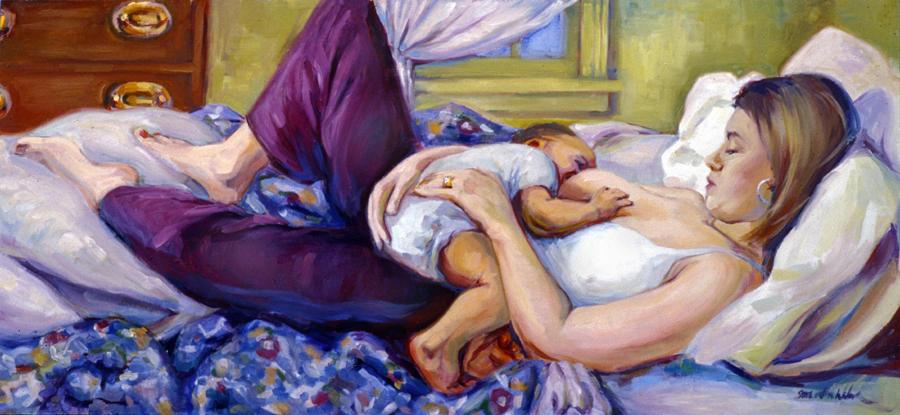 Bebek emzirme bilgileri, süreleri, pozisyonları